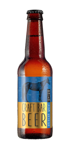 Craft Bar Beer American Wheat